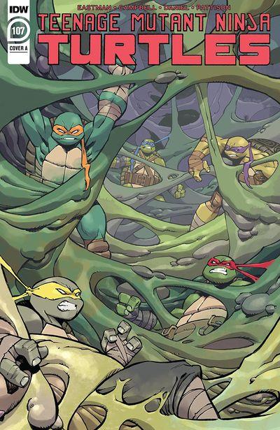 Teenage Mutant Ninja Turtles #107 (2020)