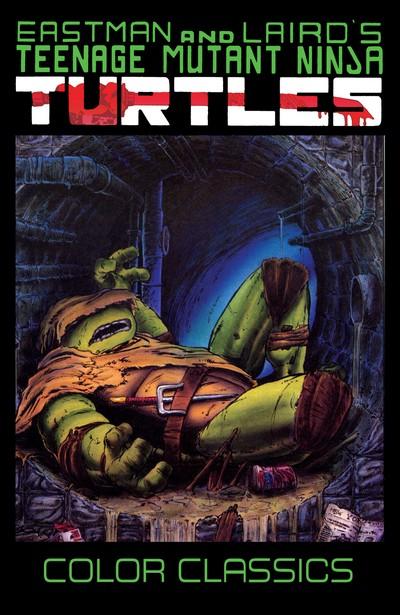 Teenage Mutant Ninja Turtles – Color Classics Vol. 3 (TPB) (2020)
