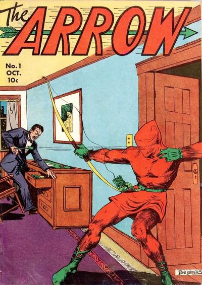 The Arrow #1 – 3 (1940-1941)