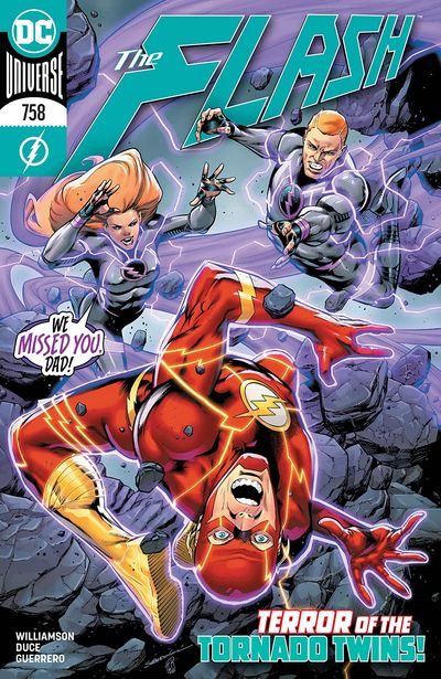 The Flash #758 (2020)