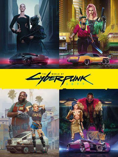 The World of Cyberpunk 2077 (2020)