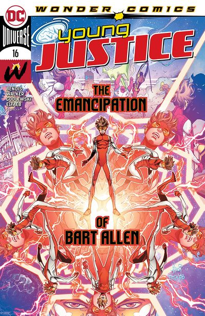 Young Justice #16 (2020)