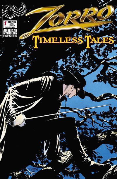 Zorro Timeless Tales #1 (2020)