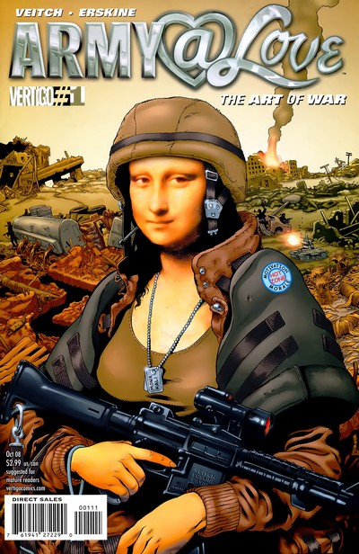 Army @ Love Vol. 2 #1 – 6 (2008-2009)