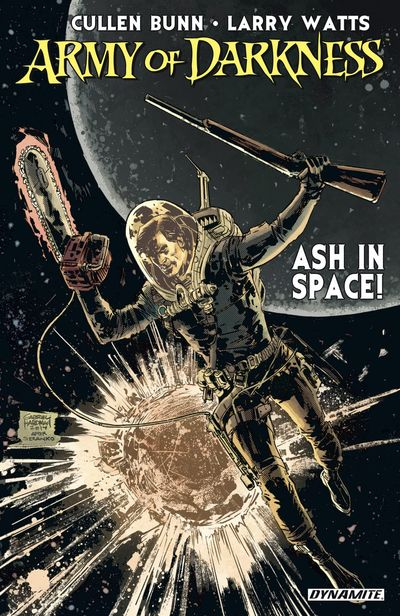 Army of Darkness – Ash in Space (TPB) (2015)