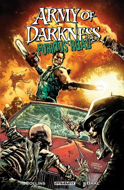 Army of Darkness – Furious Road (TPB) (2016)
