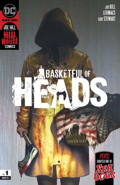 Basketful of Heads #1 – 7 (2019-2020)
