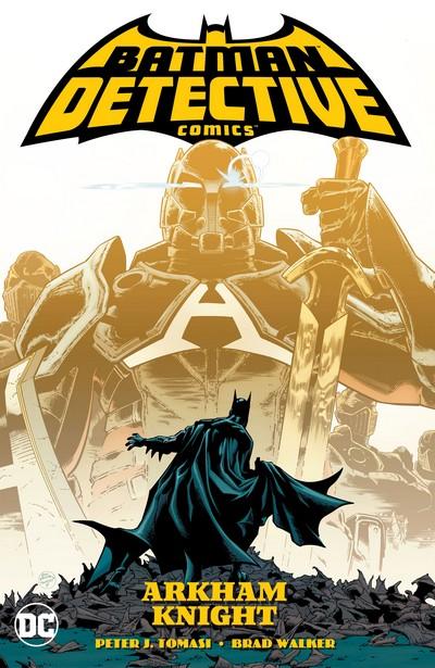Batman – Detective Comics Vol. 2 – Arkham Knight (TPB) (2019)