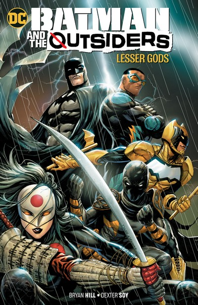 Batman and the Outsiders Vol. 1 – Lesser Gods (2019)