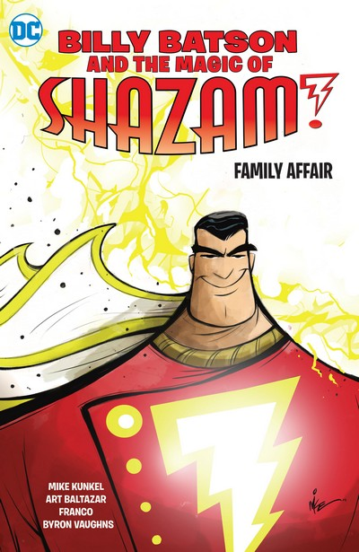 Billy Batson and the Magic of SHAZAM! – Family Affair (TPB) (2020)
