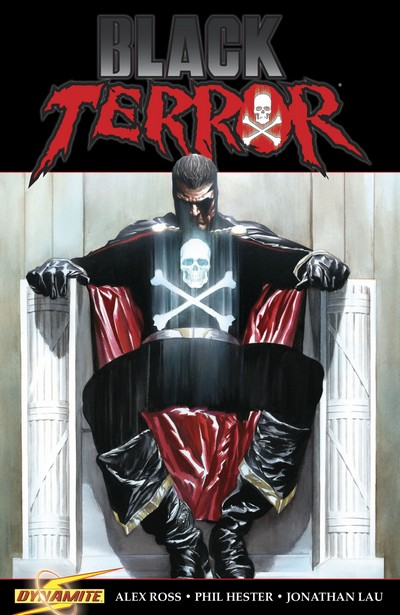 Black Terror Vol. 2 (TPB) (2010)