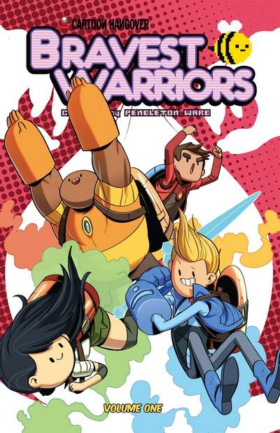 Bravest Warriors Vol. 1 – 8 (TPB) (2013-2016)