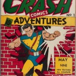 Crash Comic Adventures #1 – 5 (1940)