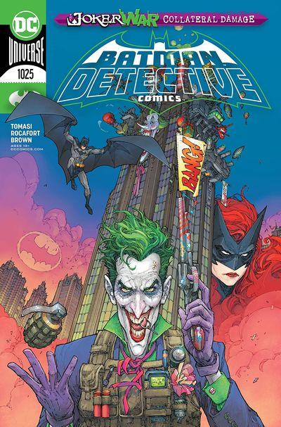 Detective Comics #1025 (2020)