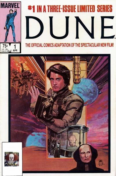 Dune #1 – 3 (1985)