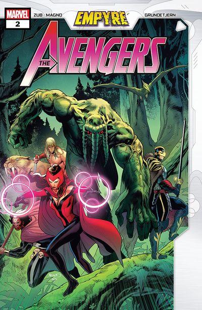 Empyre – Avengers #2 (2020)