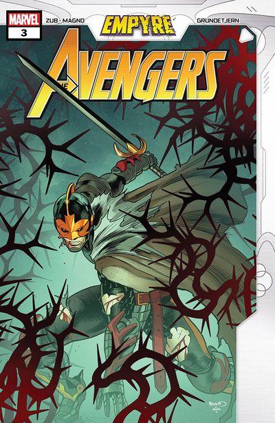 Empyre – Avengers #3 (2020)