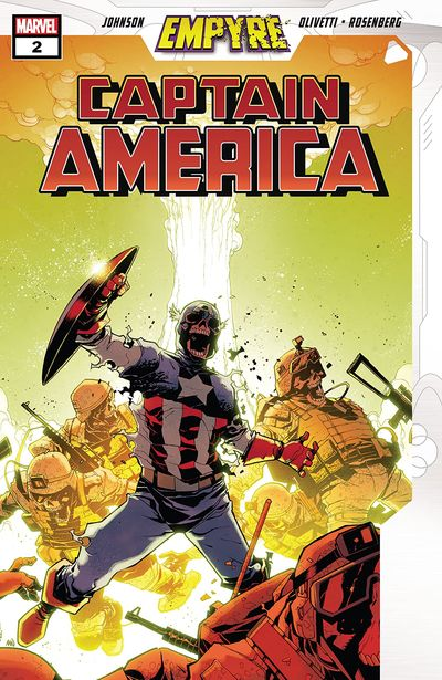 Empyre – Captain America #2 (2020)