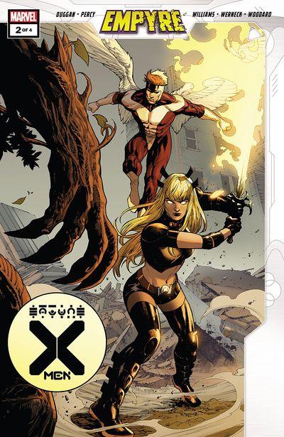 Empyre – X-Men #2 (2020)