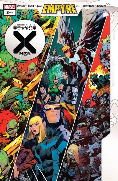 Empyre – X-Men #3 (2020)