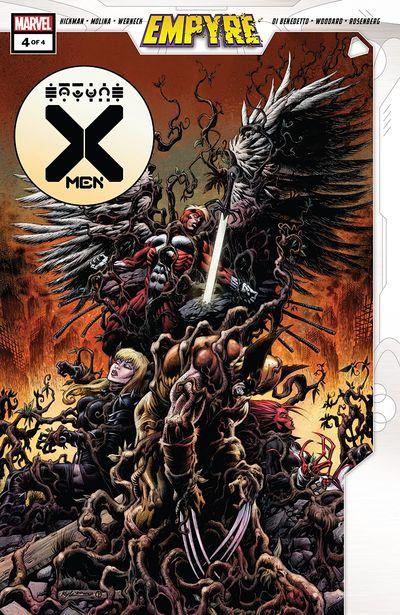 Empyre – X-Men #4 (2020)