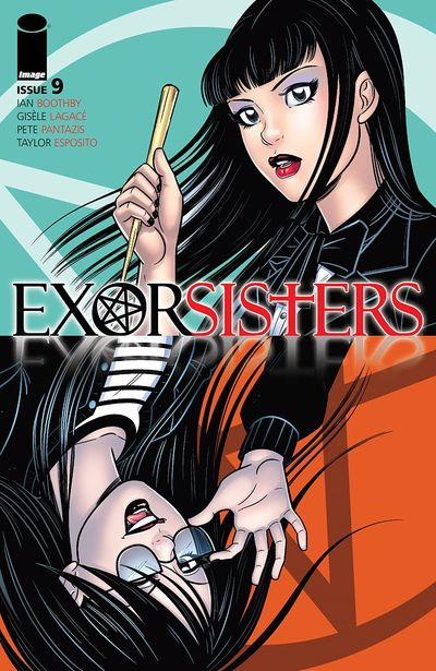 Exorsisters #9 (2020)