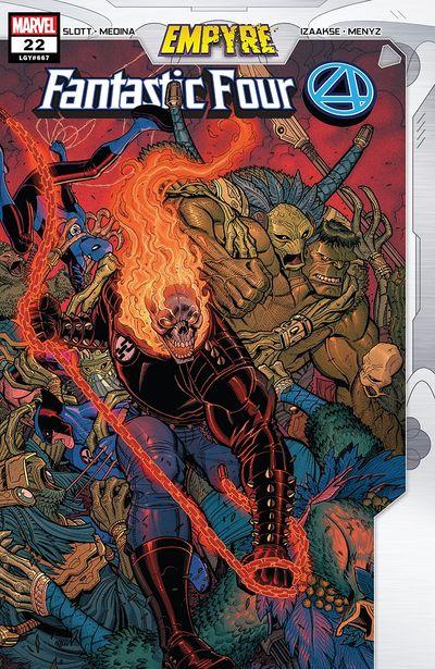 Fantastic Four #22 (2020)