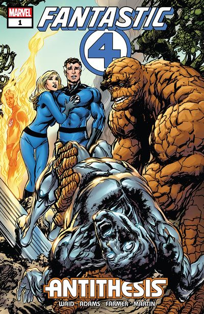 Fantastic Four – Antithesis #1 (2020)
