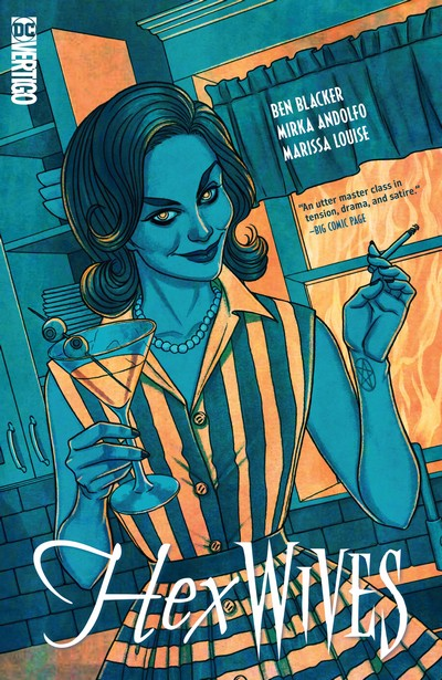 Hex Wives (TPB) (2019)
