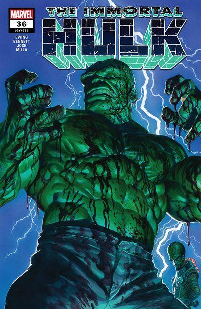Immortal Hulk #36 (2020)