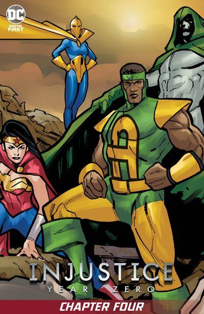 Injustice – Year Zero #4 (2020)