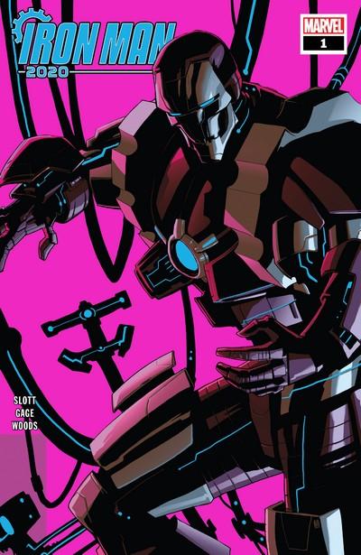 Iron Man 2020 #1 – 6 + Director's Cut (2020)