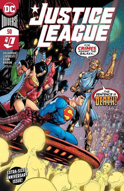 Justice League #50 (2020)