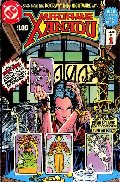 Madame Xanadu Special (1981)