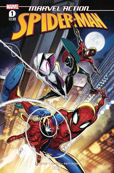 Marvel Action Spider-Man #1 – 3 (2020)