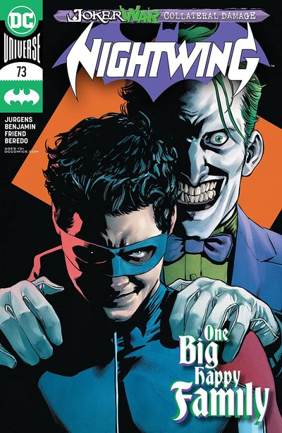 Nightwing #73 (2020)