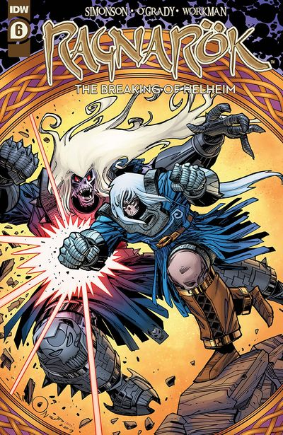 Ragnarok – The Breaking of Helheim #6 (2020)