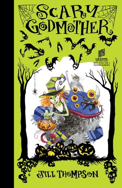 Scary Godmother Omnibus (2020)