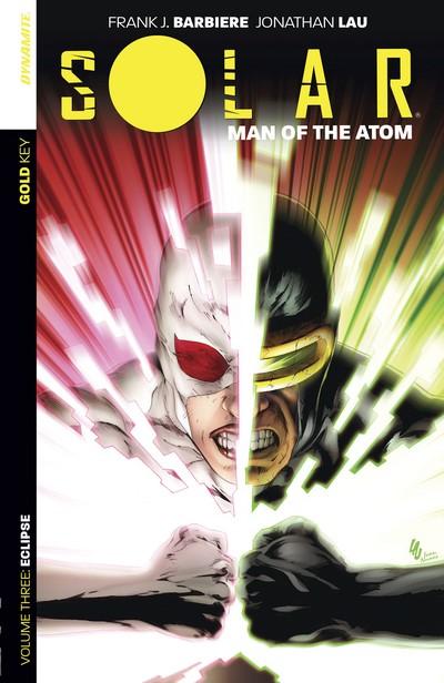 Solar – Man of the Atom Vol. 3 – Eclipse (TPB) (2015)