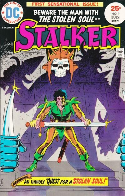 Stalker #1 – 4 (1975)