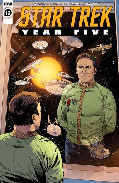 Star Trek – Year Five #13 (2020)