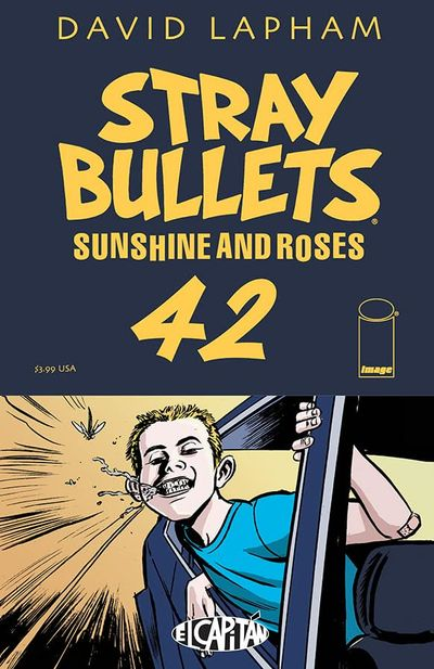 Stray Bullets – Sunshine and Roses #42 (2020)