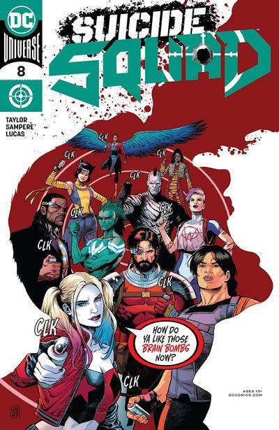 Suicide Squad #8 (2020)