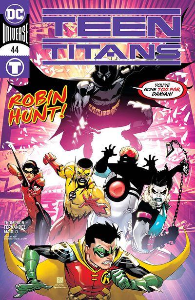 Teen Titans #44 (2020)