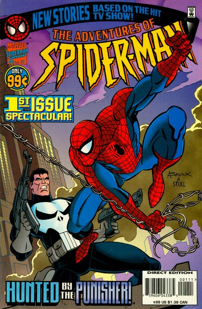 The Adventures of Spider-Man #1 – 12 (1996-1997)