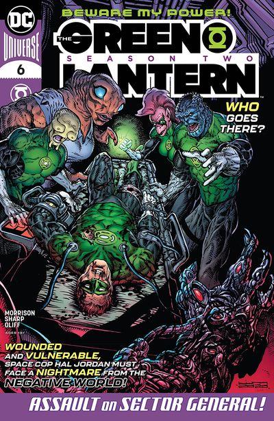 The Green Lantern Season Two #6 (2020)