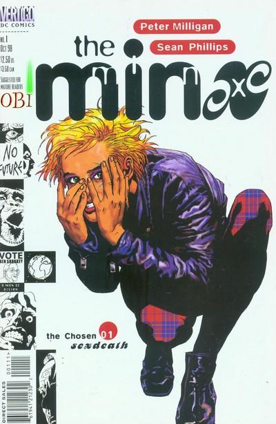 The Minx #1 – 8 (1998-1999)