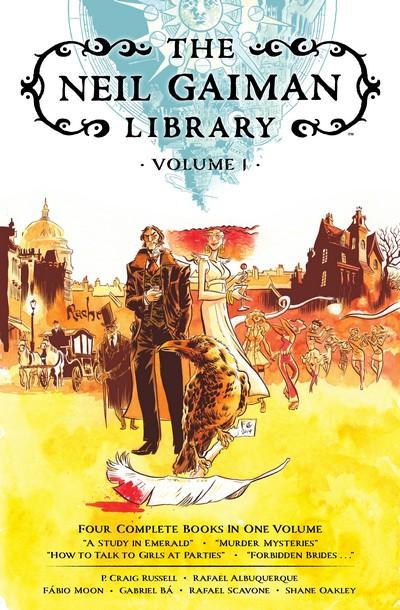The Neil Gaiman Library Vol. 1 (2020)