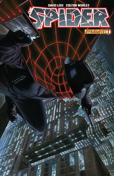 The Spider #1 – 18 (2012-2014) (Dynamite)