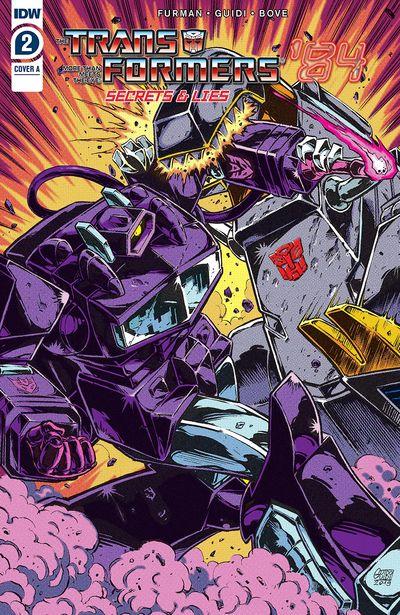 Transformers '84 #2 – Secrets and Lies (2020)